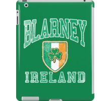 Blarney, Ireland with Shamrock iPad Case/Skin
