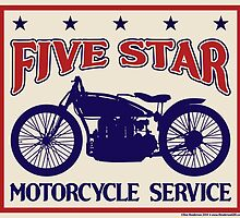 Five Star Motorcycle Service by HendersonGDI