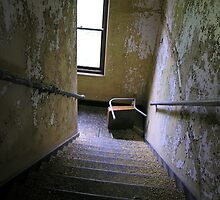 fallen chair by rob dobi