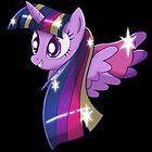 Rainbowfied Princess Twilight Sparkle by TornadoTwist