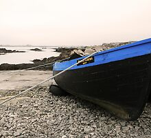 Connemara Boats #2 by David Robinson