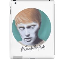 Save In The Flesh iPad Case/Skin