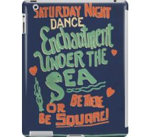 """Enchantment Under the Sea Dance"" iPad Case/Skin"