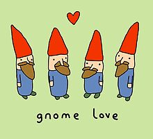 Gnome Love by Sophie Corrigan