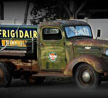 Last Chance Garage - Frigidaire by Ryan Houston