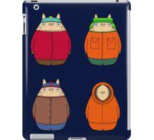 South Park's Neighbors iPad Case/Skin