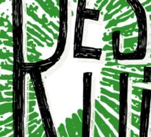 Kiwi fresh fruit illustration  Sticker