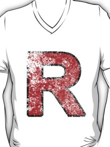 Team Rocket Vintage T-Shirt