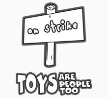 Toys are people too