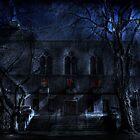 Haunted Zembo Shrine by Shelley Neff