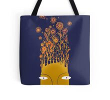 Idea Flowers Tote Bag