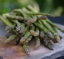 Asparagus by shazamataz22