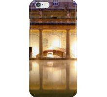 The Roman Baths, Bath II iPhone Case/Skin