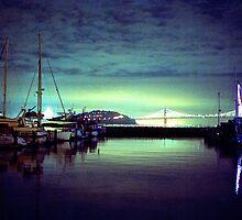 Bay Bridge by njordphoto