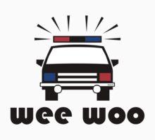 Police Wee Woo by 4getsundaydrvs