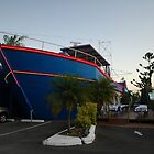 Ship Out Of Water, Queensland, Australia 2008 by muz2142