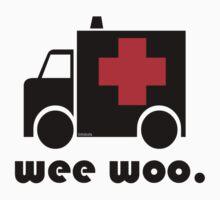 Wee Woo by 4getsundaydrvs