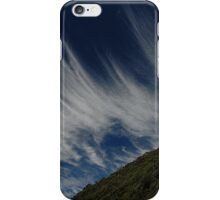 Cloud Over Headland, Royal National Park, Australia 2007 iPhone Case/Skin