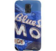 Route 66 - Blue Swallow Motel Neon Samsung Galaxy Case/Skin