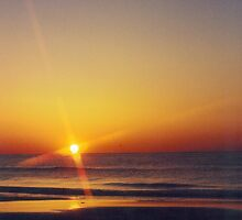 Wrightsville Sunrise by Sheila Simpson