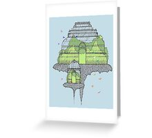 Botanical Gardens Greeting Card