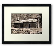 Ephraim Bales Place Framed Print