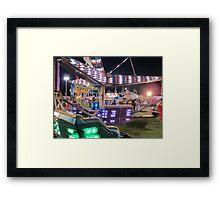 Carnival Americana Framed Print
