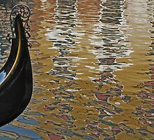 GONDOLA & REFLECTIONS by June Ferrol