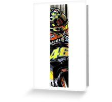 Valentino Rossi - Repsol Honda Greeting Card