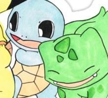 Hand Painted Pokemon Sticker