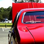 Monaro Club Vivid Red by Nathan Horswill