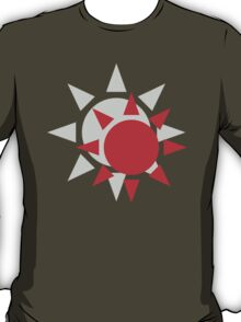 Red Shadow Sun T-Shirt