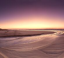 75 Mile Beach Sunrise by Ben Messina
