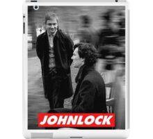 Johnlock iPad Case/Skin