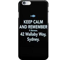 42 Wallaby Way, Sydney iPhone Case/Skin