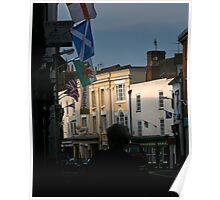 Upton-on-Severn England Poster