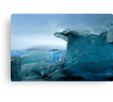 Blue Berg Canvas Print