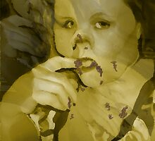 Gluttony-Seven Deadly Sins #5 by Constance
