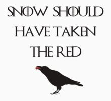 Jon snow red pill by smushes