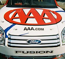 AAA NASCAR  by NEIL STUART COFFEY