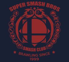 SMASH CLUB (RED) 2 by pspital
