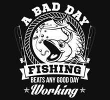 Fishing Tshirt - Limited Edition T-Shirt