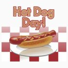 Hot dog Day! by shanmclean