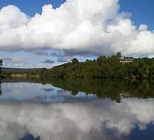 Taree Estate Reflections 2 by odarkeone