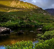 Gap of Dunloe by Andrew Briggs