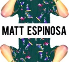 Matt Espinosa  by RAINBOWARTS
