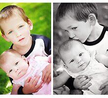 sibling love  by Beth Armsheimer