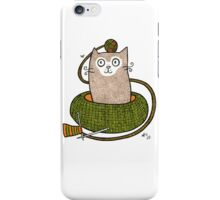 Knit One Purrl One iPhone Case/Skin