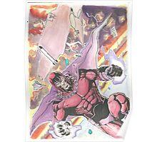 Magneto Master of Magnetism Poster