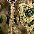 Green Hearts by Gail Davison